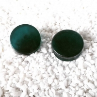 Forest Glass Plugs